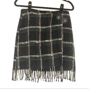 Vintage Elliot Lauren Sz 4 Straight Pencil Skirt